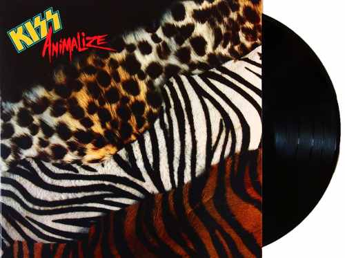 Lp Vinil Kiss Animalize