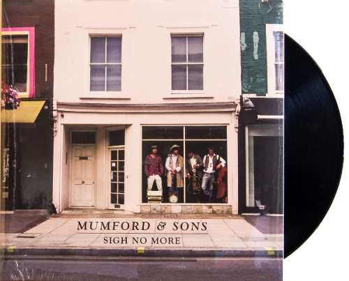 Lp Vinil Mumford & Sons Sigh No More