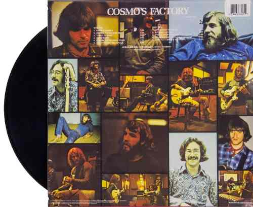 Lp Vinil Creedence Clearwater Revival Cosmos Factory
