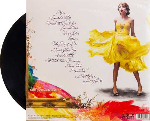 Lp Vinil Taylor Swift Speak Now