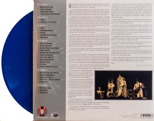 Lp The Who Live At The Isle Of Wright Festival 1970