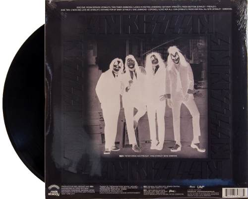 Lp Vinil Kiss Dressed To Kill