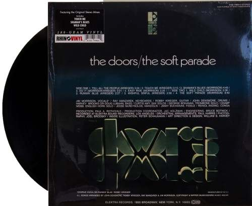 Lp Vinil The Doors Soft Parade