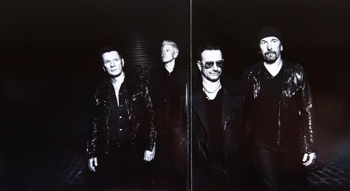 Lp U2 Songs Of Innocence