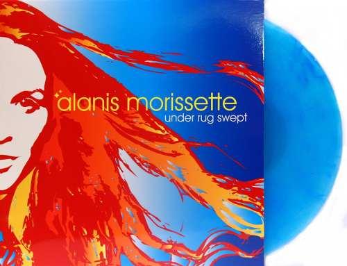 Lp Vinil Alanis Morissette Under Rug Swept