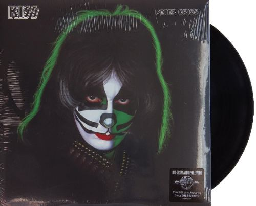 Lp Kiss Peter Criss