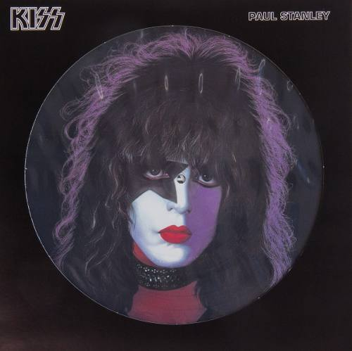 Lp Vinil Picture Disc Kiss Paul Stanley