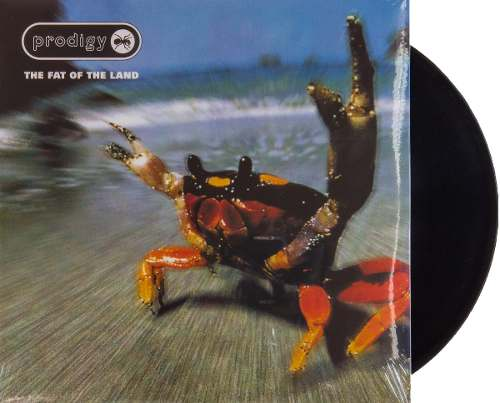 Lp Vinil Prodigy The Fat Of The Land