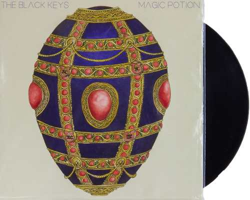 Lp Vinil The Black Keys Magic Potion