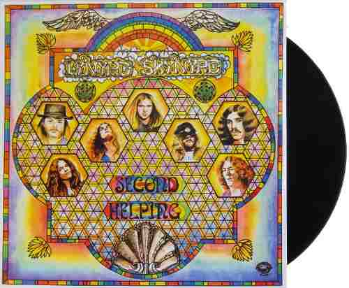 Lp Vinil Lynyrd Skynyrd Second Helping