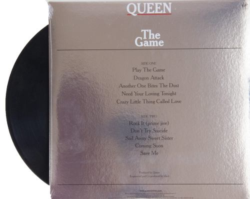 Lp Vinil Queen The Game