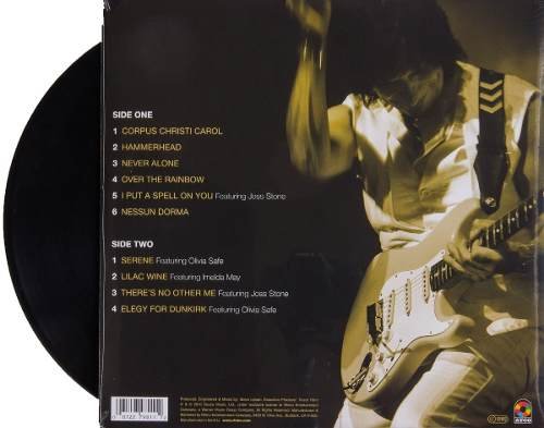 Lp Jeff Beck Emotion & Commotion