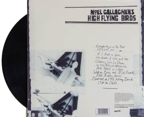 Lp Vinil Noel Gallagher High Flying Birds