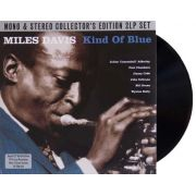 Lp Vinil Miles Davis Kind Of Blue Duplo Mono & Stereo