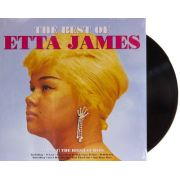 Lp Vinil The Best Of Etta James At Last! The Biggest Hits
