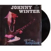 Lp Vinil Johnny Winter Live At Rockpalast