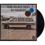 Lp Vinil + Cd The Black Keys El Camino