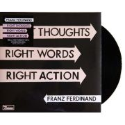 Lp Vinil Franz Ferdinand Right Thoughts, Words, Action