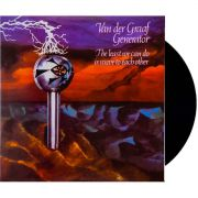 Lp Vinil Van Der Graaf Generator The Least We Can Do