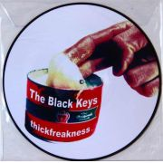 Lp Vinil Picture Disc The Black Keys Thickfreakness