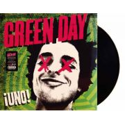 Lp Vinil Green Day Uno!