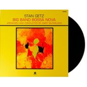 Lp Vinil Stan Getz Big Band Bossa Nova