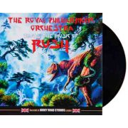 Lp Vinil Royal Phillarmonic Orchestra Plays Rush