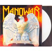 Lp Vinil Manowar Battle Hymns Colorido