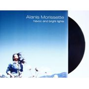 Lp Vinil + Cd Alanis Morissette Havoc And Bright Light Novo