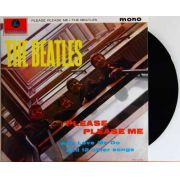 Lp Vinil The Beatles Please Please Me Mono