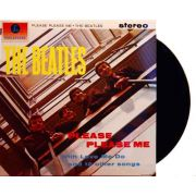 Lp Vinil The Beatles Please Please Me Estereo