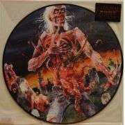 Lp Vinil Picture Disc Cannibal Corpse Eaten Back To Life