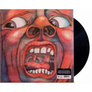 Lp Vinil King Crimson In The Court 200g