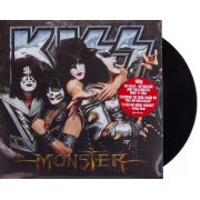 Lp Vinil Kiss Monster