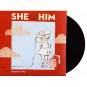 Lp Vinil She & Him Volume Two 2 II