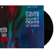 Lp Vinil Miles Davis Quiet Nights
