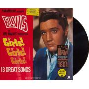 Lp Elvis Presley Girls! Girls! Girls!
