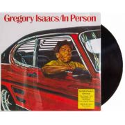 Lp Vinil Gregory Isaacs In Person