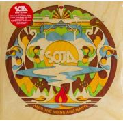 Lp Vinil SOJA Amid The Noise And Haste
