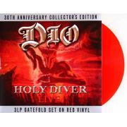 Lp Vinil Dio Holy Diver Live 30th Anniversary