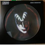 Lp Vinil Picture Disc Kiss Gene Simmons