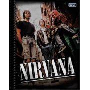 Caderno Tilibra Nirvana 10 Matérias 200 Folhas Street