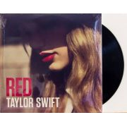 Lp Taylor Swift Red