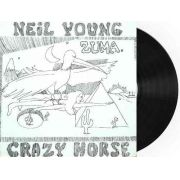 Lp Neil Young & Crazy Horse Zuma
