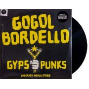 Lp Gogol Bordello Gypsy Punks