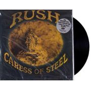Lp Vinil Rush Caress Of Steel 200g