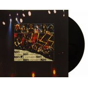 Lp Vinil Kiss MTV Unplugged