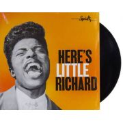Lp Vinil Little Richard Heres Little Richard