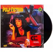 Lp Vinil Trilha Sonora Pulp Fiction