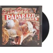 Lp Vinil Lady Gaga Paparazzi The Remixes